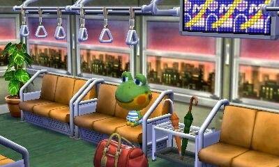 Train Station. Animal Crossing Happy Home Designer 2 | ♡ Happy Home ...