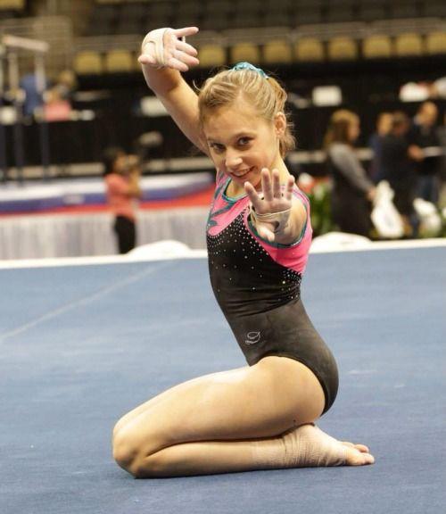 The Life of Ally: Gymnastics Show 2012