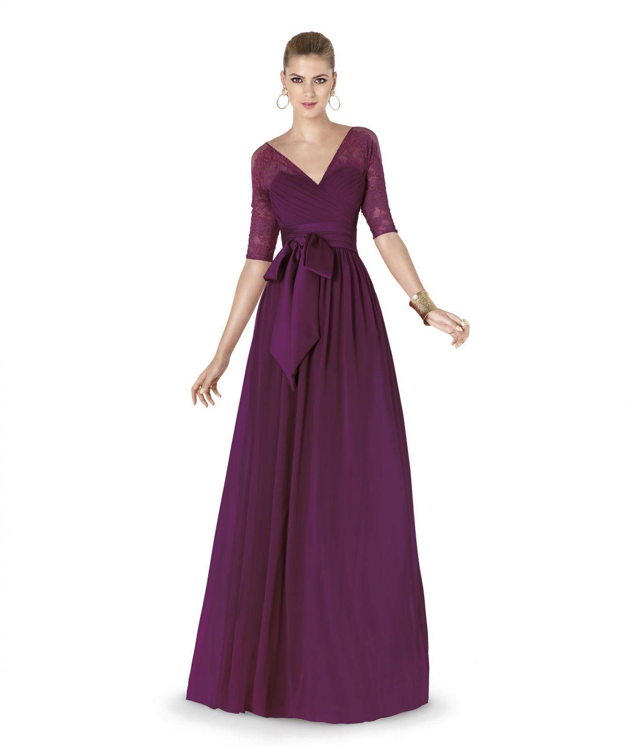Pronovias ALENA, Size: 14 | Bridesmaid Dresses