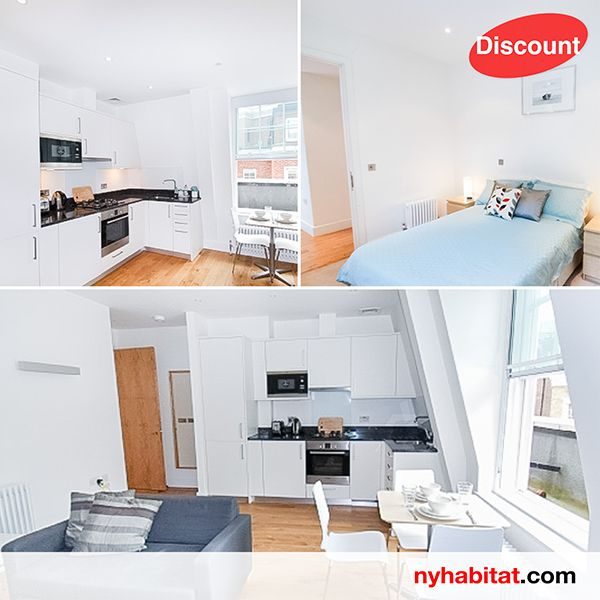 1 Bedroom Apartments In London: Special Discount For Our Fans! Take $150 Off Our Agency