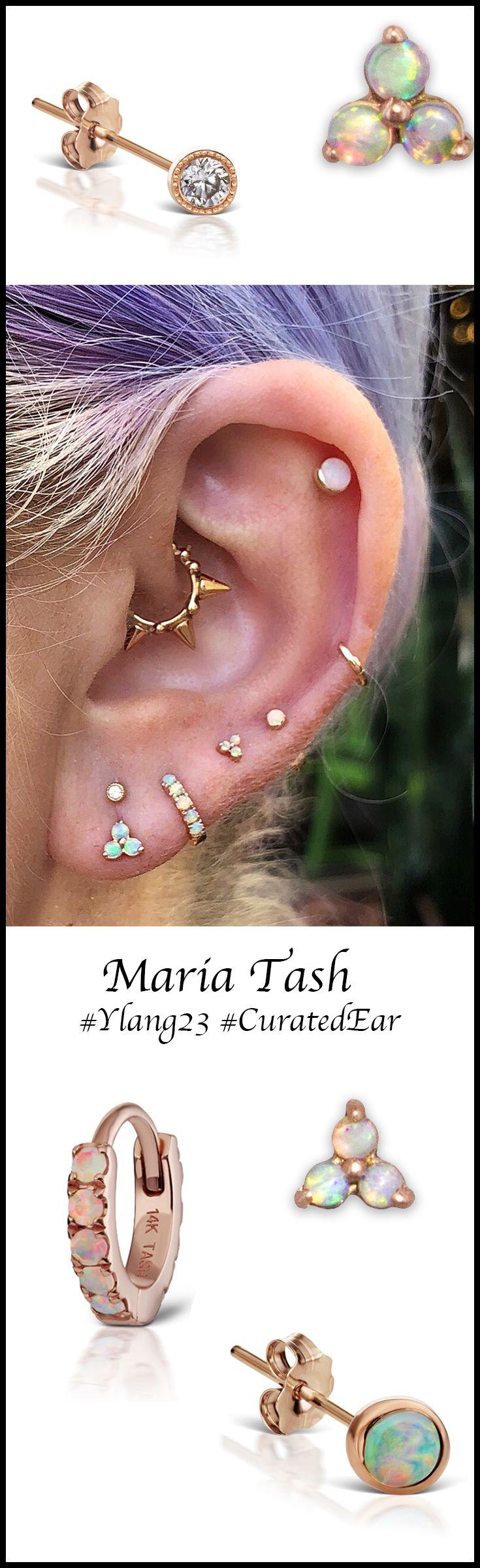 Maria Tash #Ylang23 #CuratedEar
