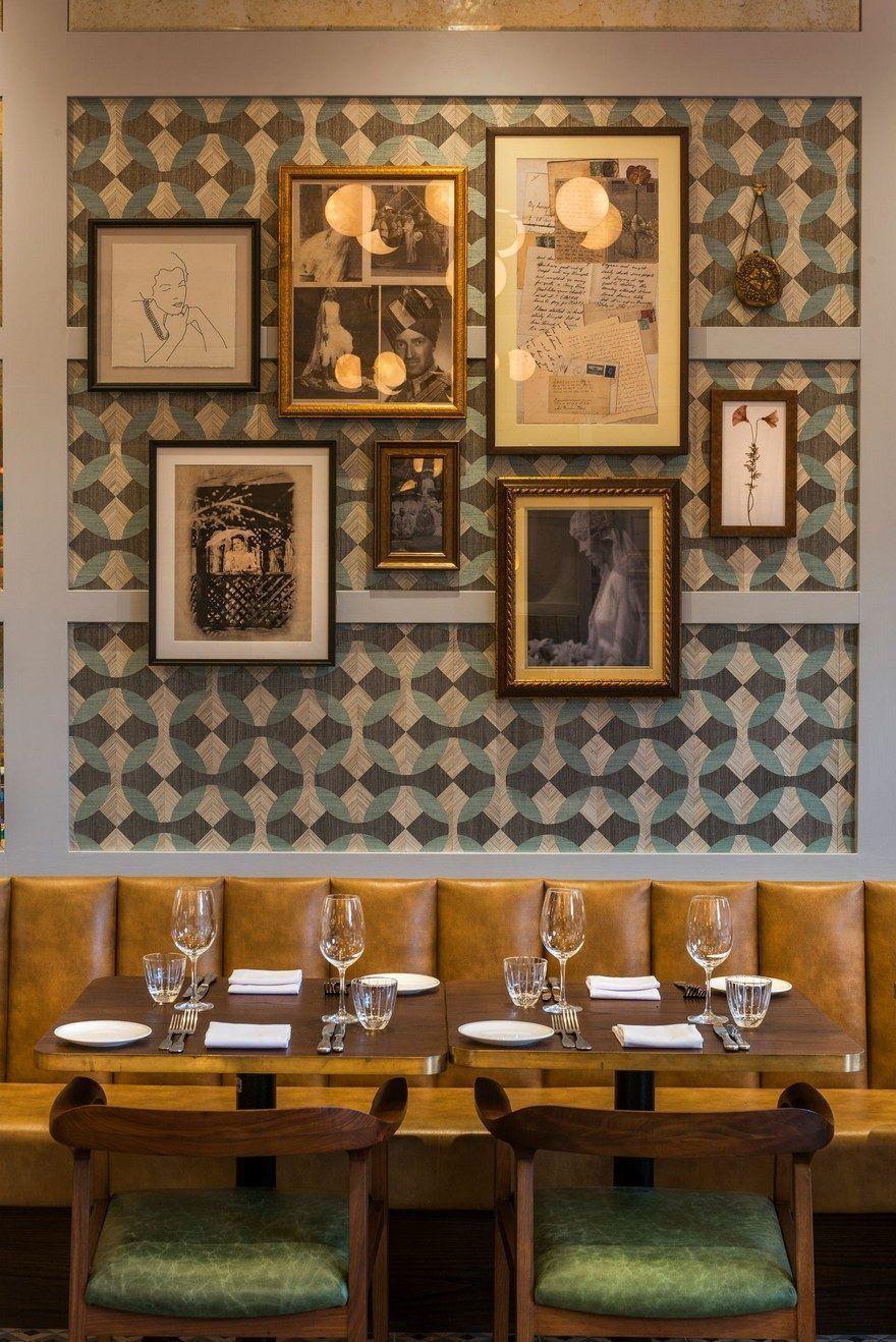 Faber Camere Da Letto.Faber Design Architecture Transforms Indian Restaurant Lasan