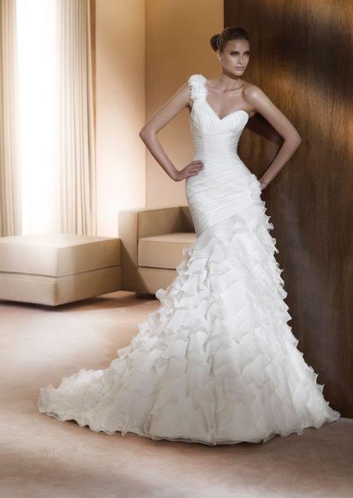pronovias   blanca y radiante   pinterest   vestidos de novia