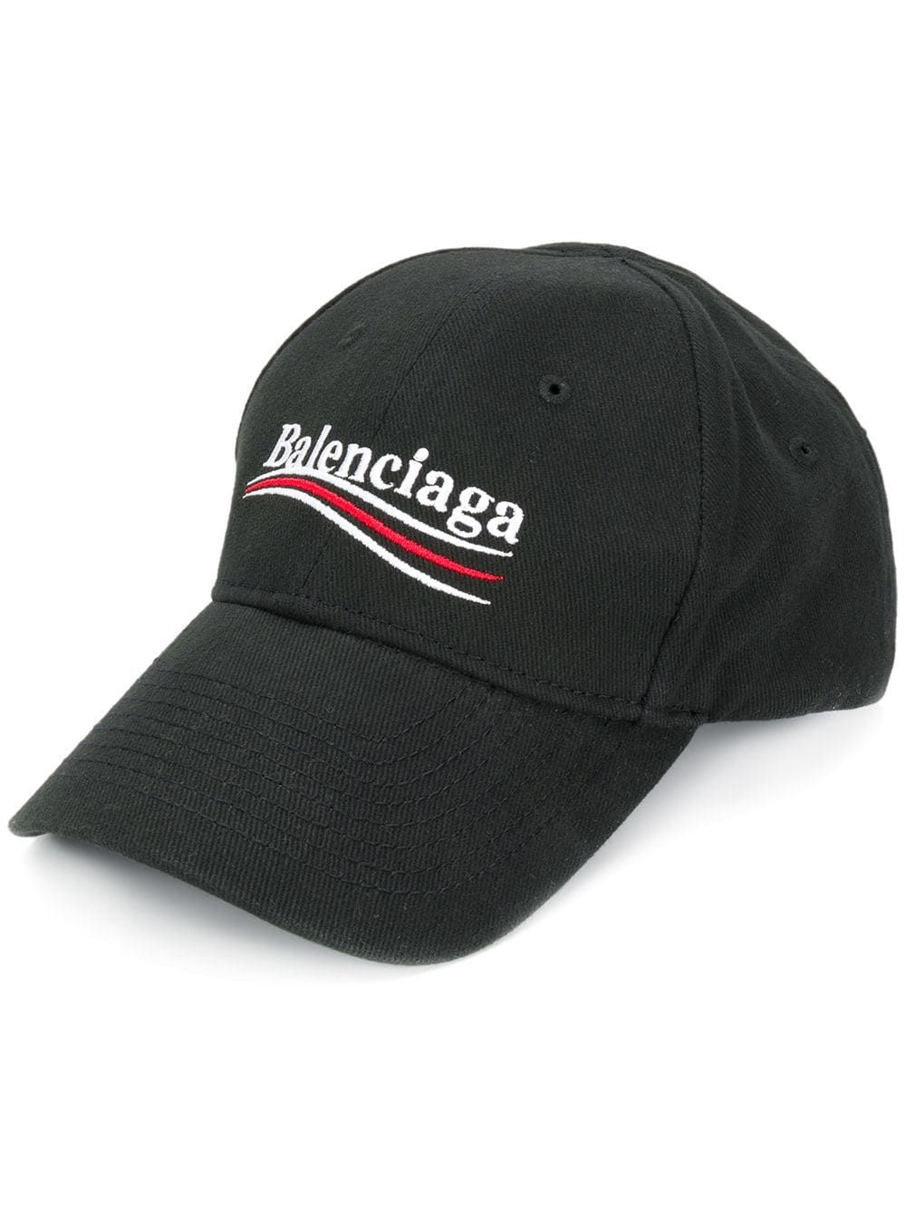 c2c70828 Balenciaga New Politic cap - Black in 2019 | Products | Designer ...
