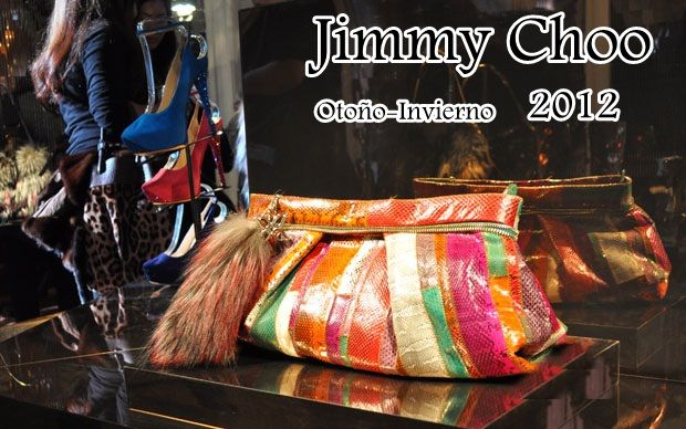 Jimmy Choo  Otoño Invierno 2012