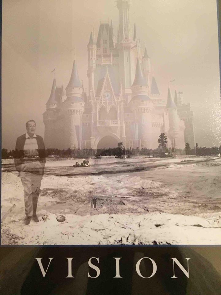 Vision Walt Disney Quotes