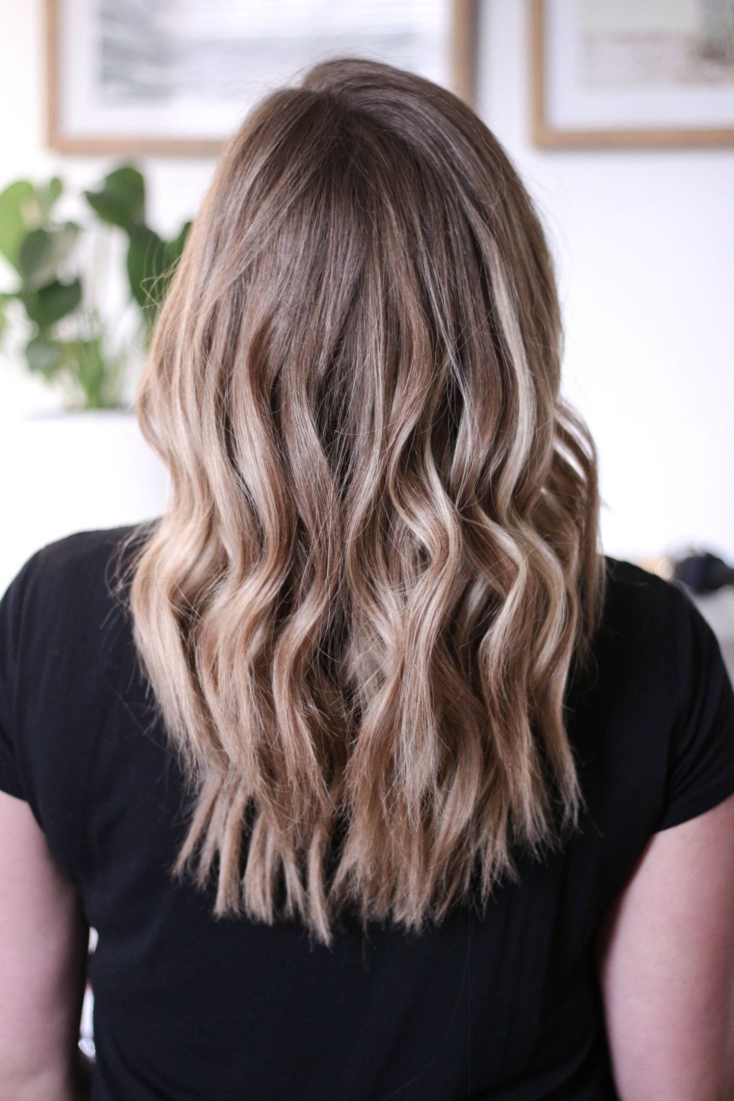 Beach waves with a curling iron in 2020 beach waves