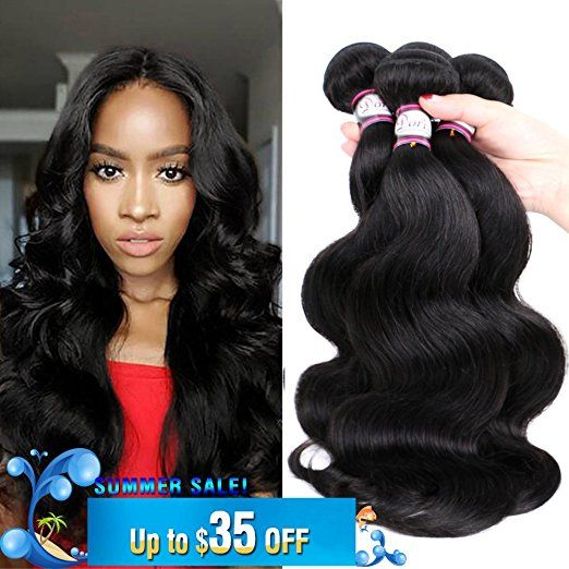 8a Brazilian Body Wave 3pcs 8 10 12inch Brazilian Virgin Hair Body Wave Human Hair Weave Human Hair Extensions Brazilian Hair Bundles Black Natural Hairstyles