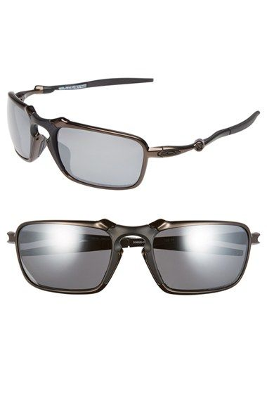 7b331ebef12 Oakley  Badman  60mm Polarized Sunglasses available at  Nordstrom ...