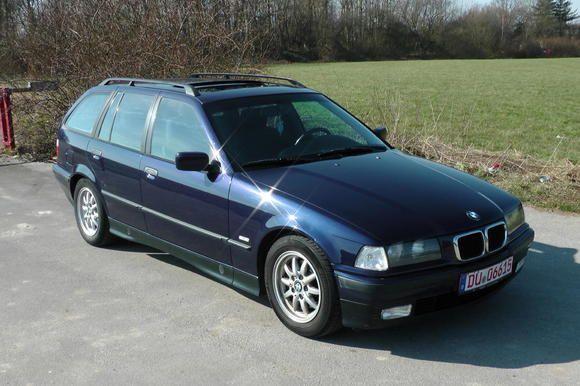 1997 BMW 325tds Turbo Diesel Wagon Bmw, Diesel, Touring