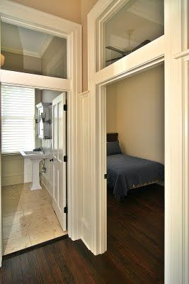 How To Add A Transom Above Interior Doors And You Don T Even Need Ten Ft Ceilings I Love This Blog