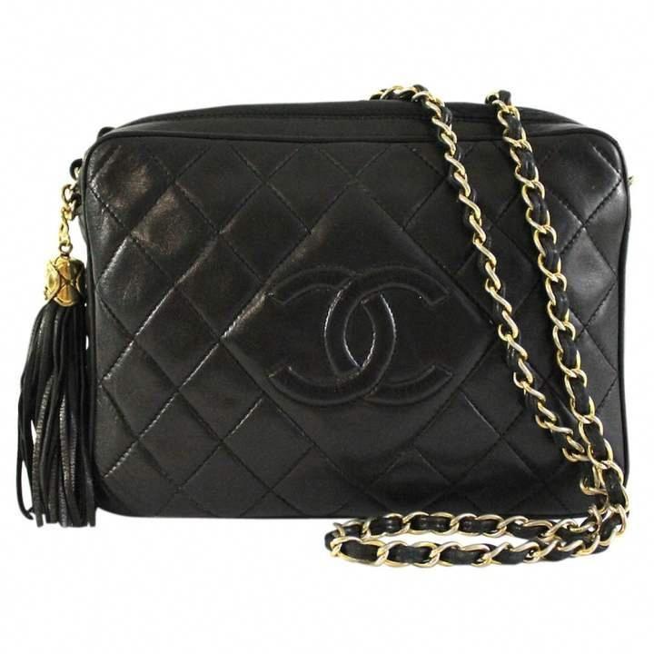 Chanel Camera Leather Handbag Chanelhandbags