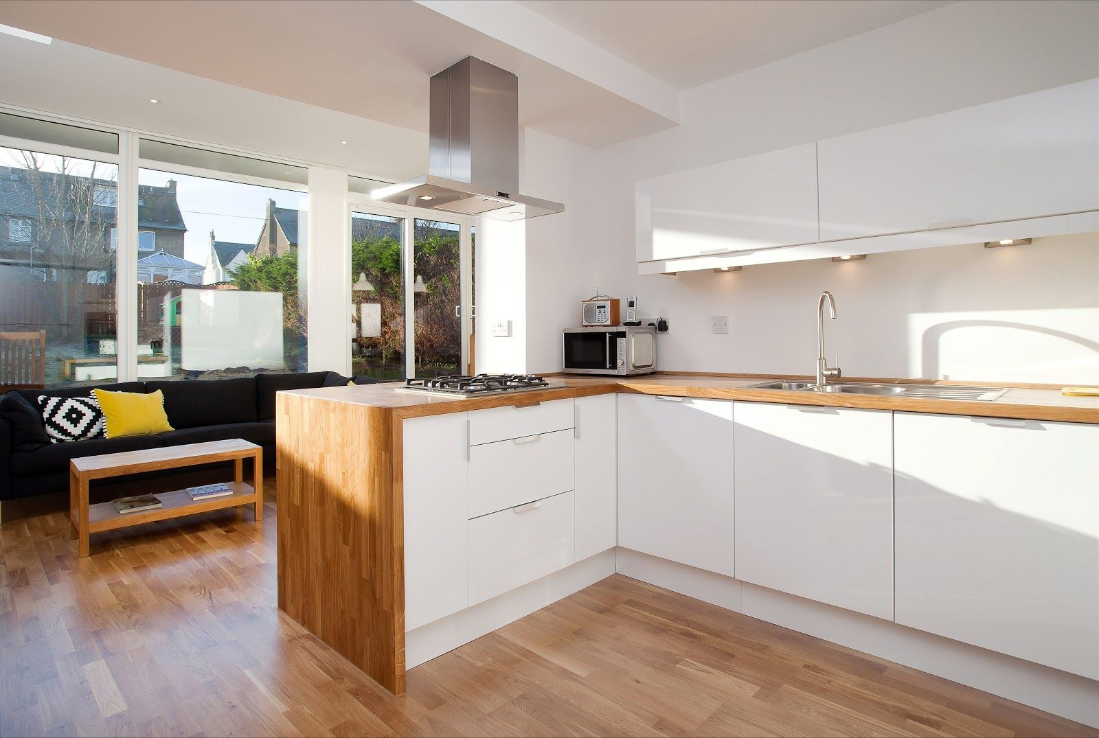 Single storey extension ideas google search kitchen for Furniture queensferry