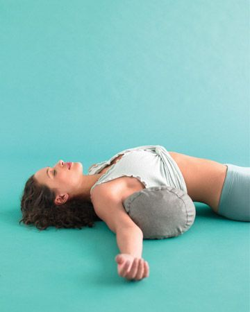 yoga pose to invite energy into your body and mind do
