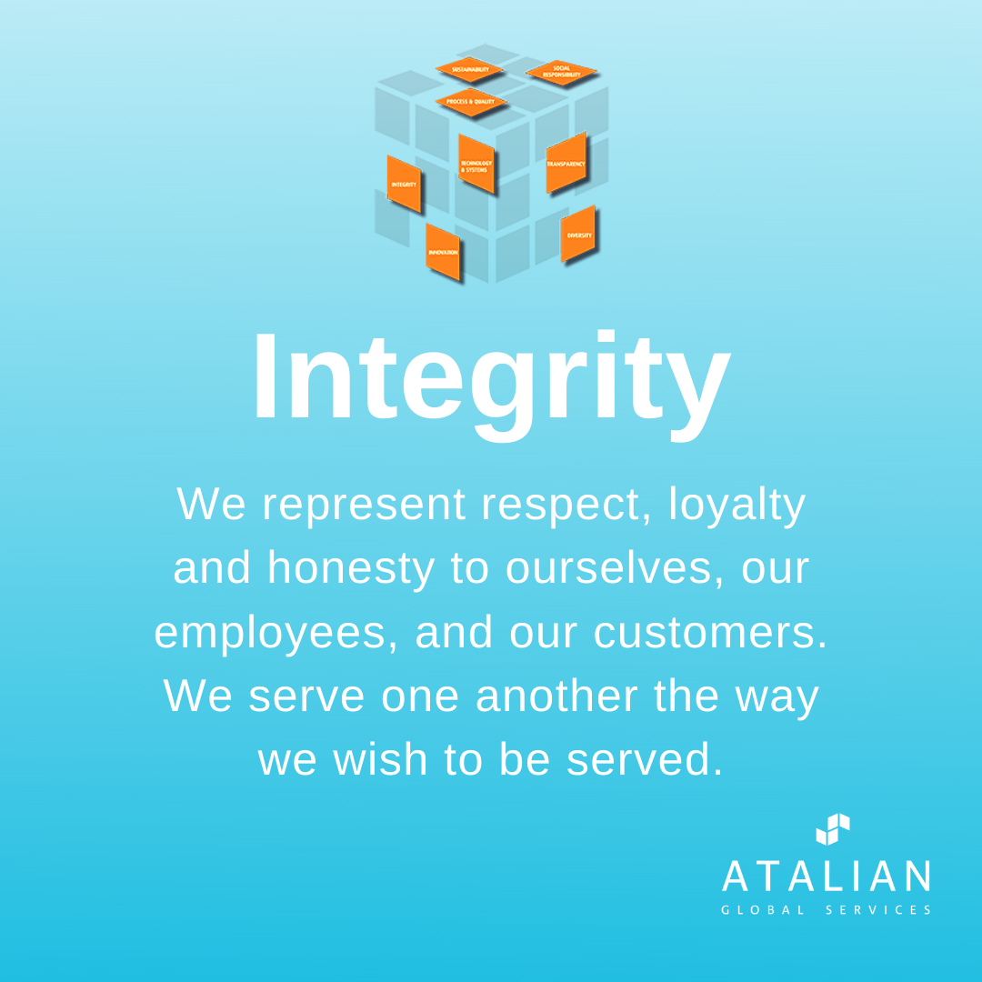 Definition Of Business Integrity