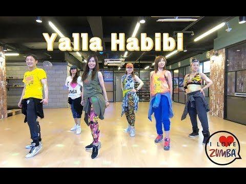 I Love Zumba Yalla Habibi Ragheb Alama Ft Seyi Shay Ragheb