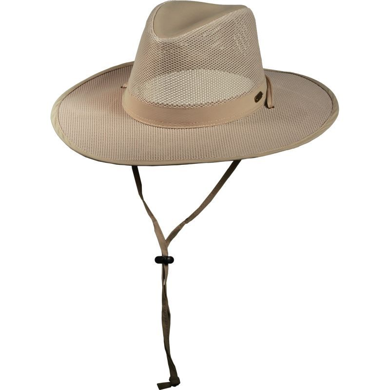 Dorfman Pacific Stetson Mesh Hat