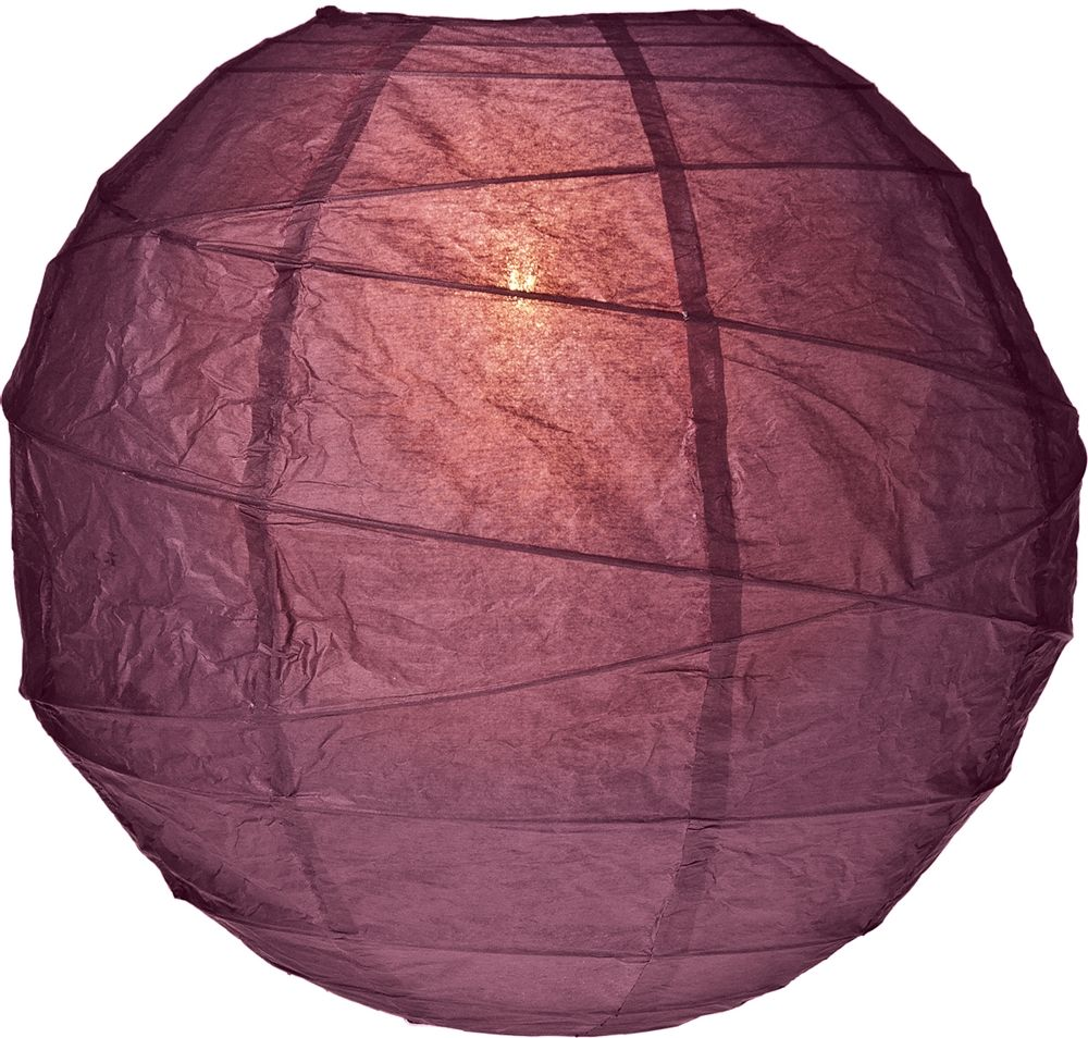 Port Red 14 Inch Round Premium Paper Lanterns | Room decor ...