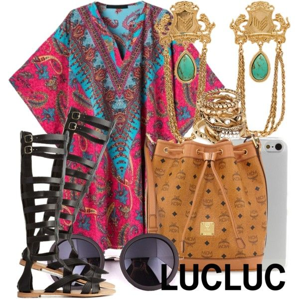 4|18|15 LUCLUC by miizz-starburst on Polyvore featuring polyvore fashion style Charlotte Russe MCM Melody Ehsani Forever 21