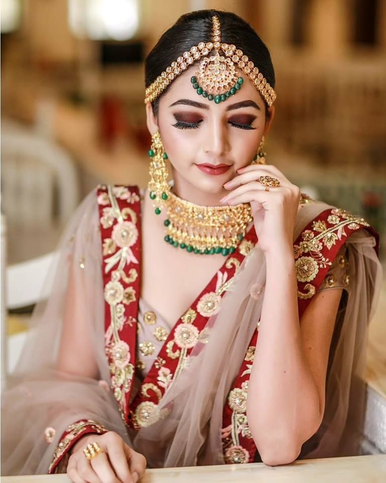 Step By Step Guide To Complete Bridal Care 3 Months Before Wedding India S Wedding Blog Indian Bride Makeup Indian Bridal Indian Bride