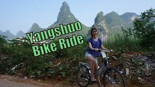 4:14  Bicycle ride around scenic rural and countryside areas just
