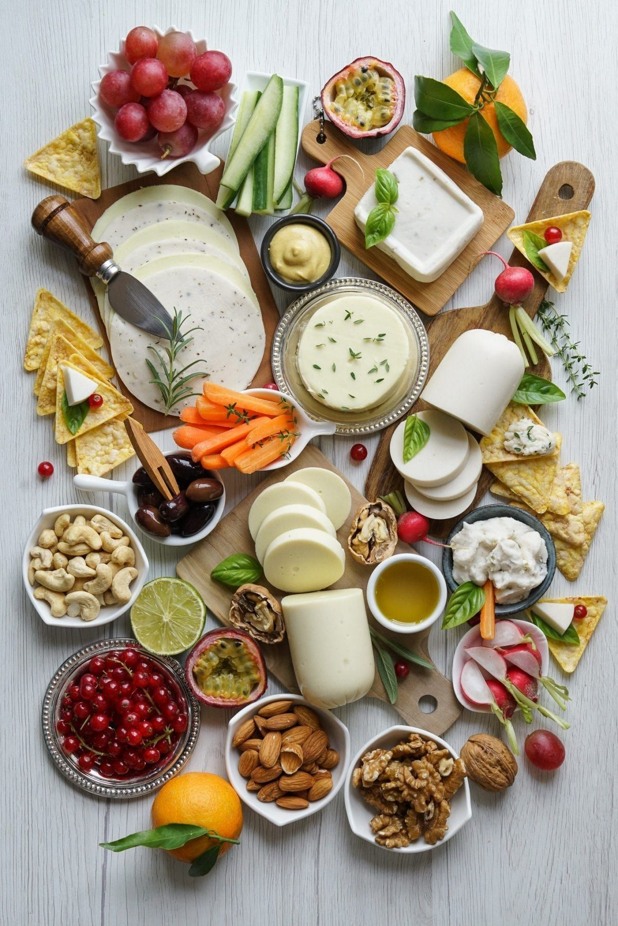 How To Build The Best Dairy Free Cheese Platter Italian Style Dairy Free Cheese Cheese Platters Dairy Free