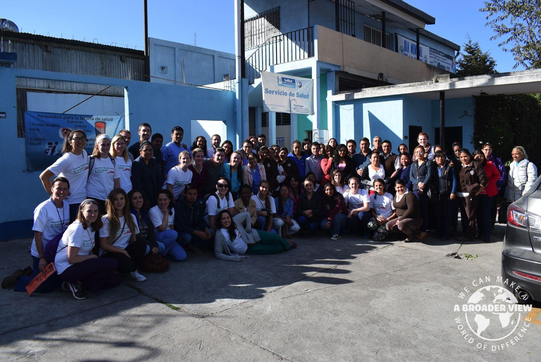 Volunteer Abroad Opportunities Internships Overseas Quetzaltenango