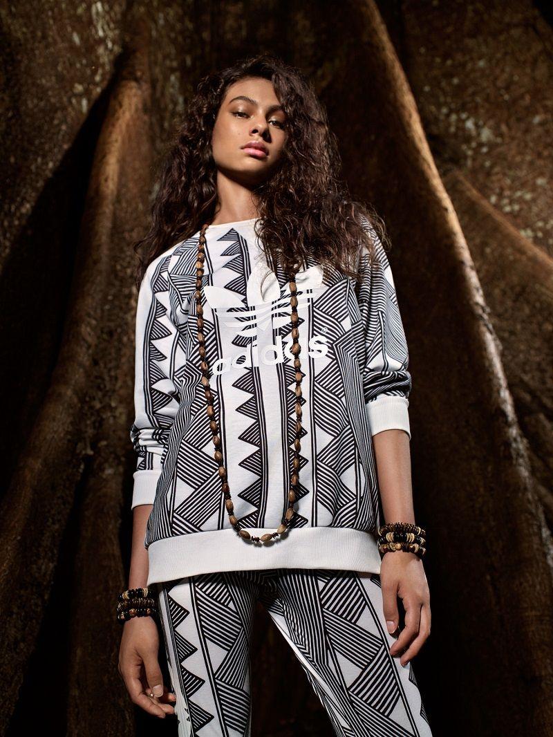 Direction l'Amazone avec Adidas Originals x The Farm Company