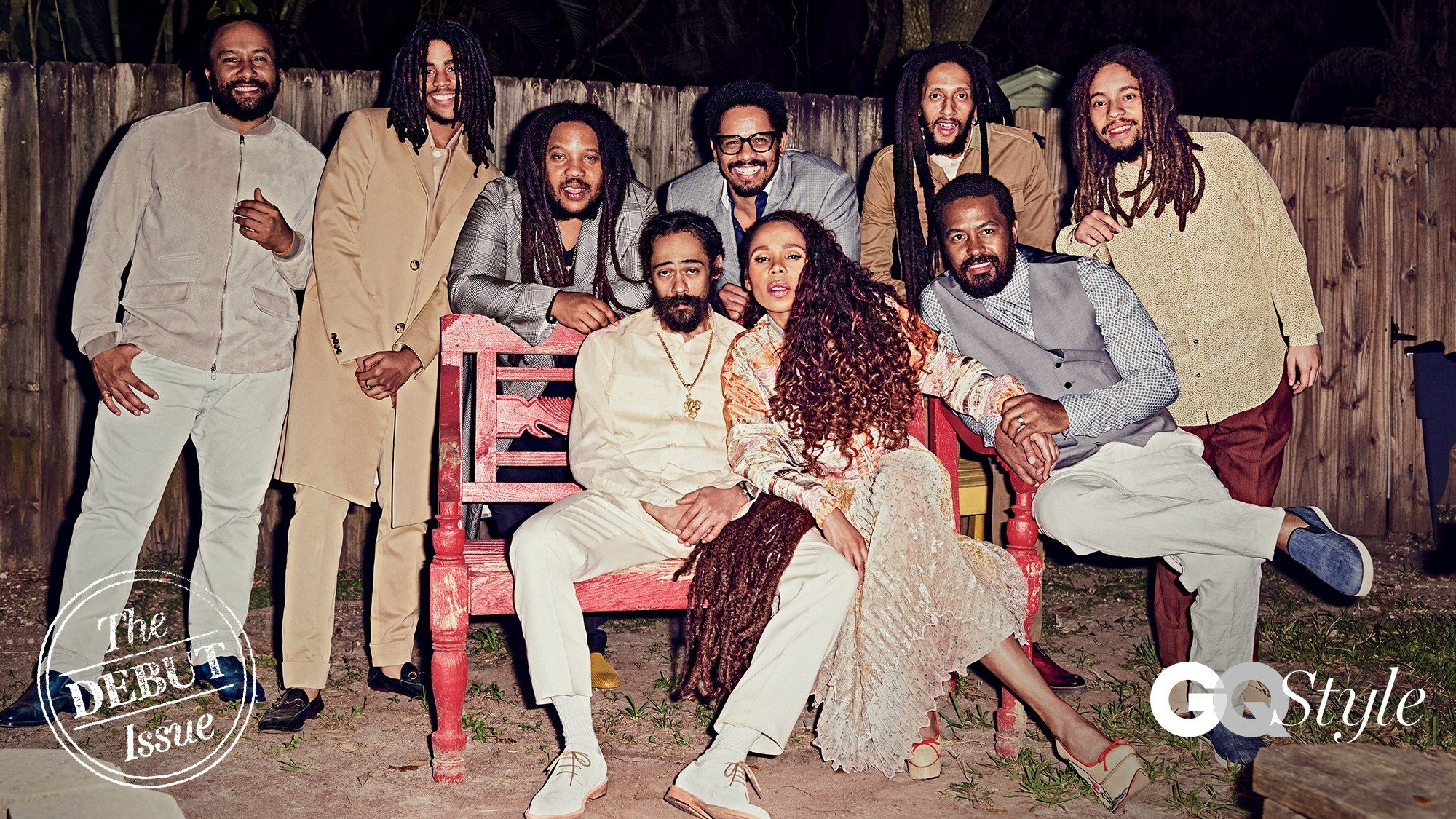 Exclusive: Bob Marley's Family Reunites for Its First ...