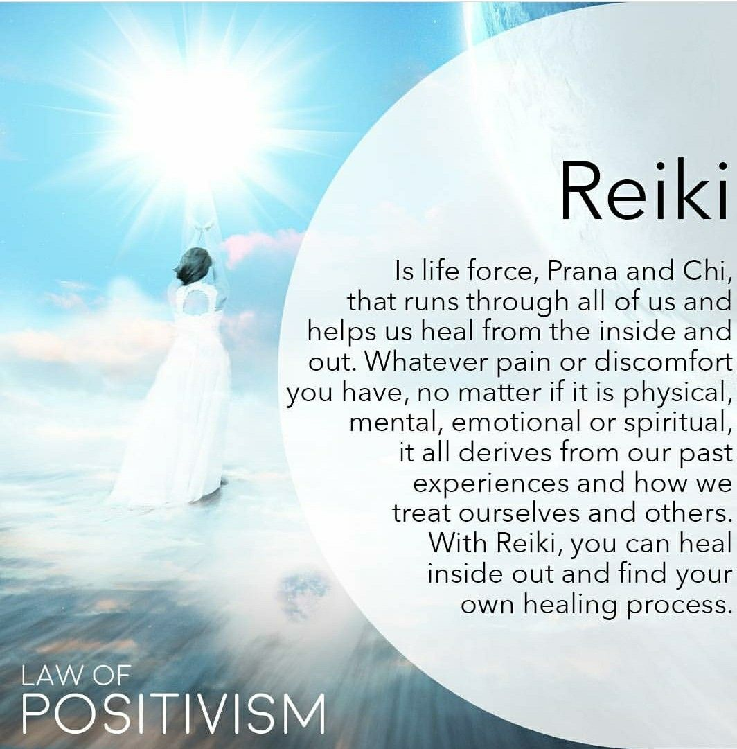 After Effects Of Reiki Healing