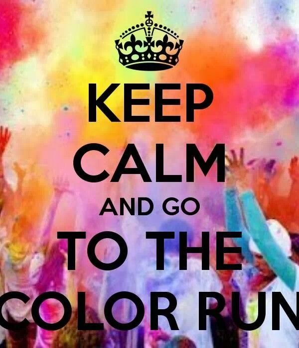 UL Rec Sport's color run is tomorrow! Register at Bourgeois Hall at 6pm to participate - first 250 people to register get a free white shirt to run in