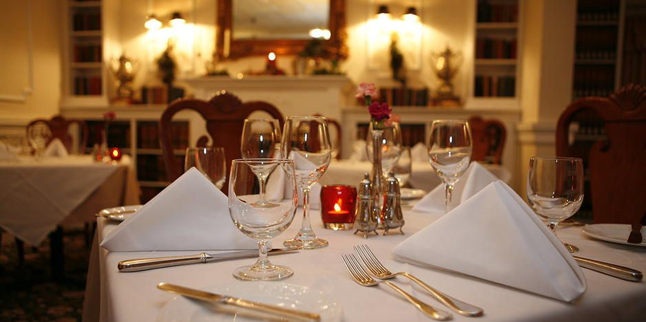 Restaurant Review: Classic Christmas Fare at Union Park in ...