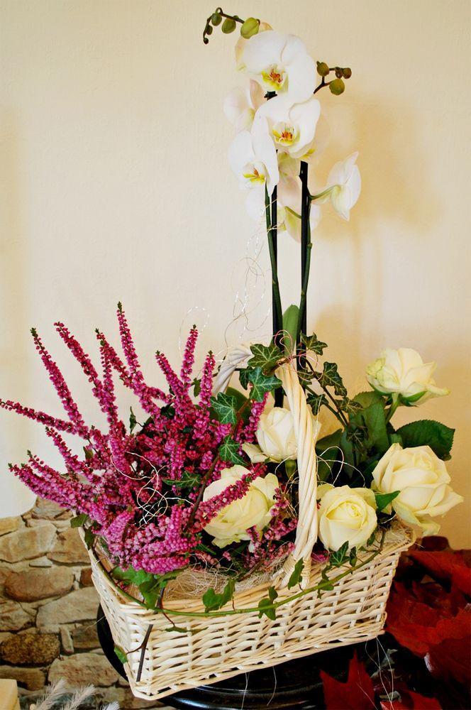 Podziekowanie Dla Rodzicow Kwiaty Kosz Wedding Glass Vase Vase