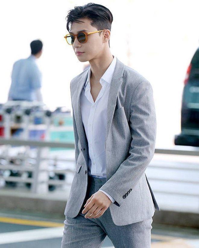 'Ông chủ Danbam' Park Seo Joon đúng là nam thần sâ