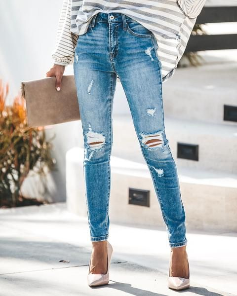 56 Best Things to Wear images in 2019 | Fashion, Jeans