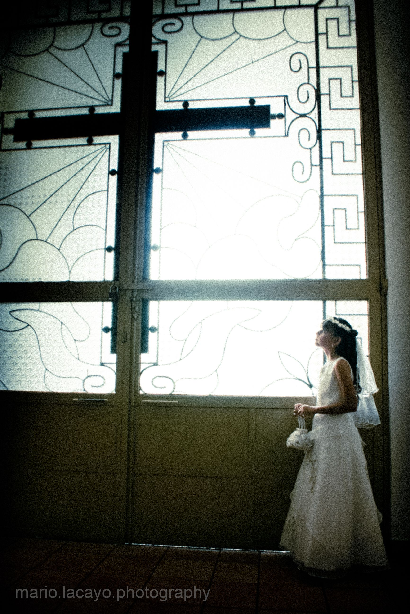 First Communion...