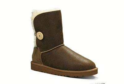 bd0fc5021908e UGG Australia Womens Bailey Button Bomber Boot - Orva Shoes ...