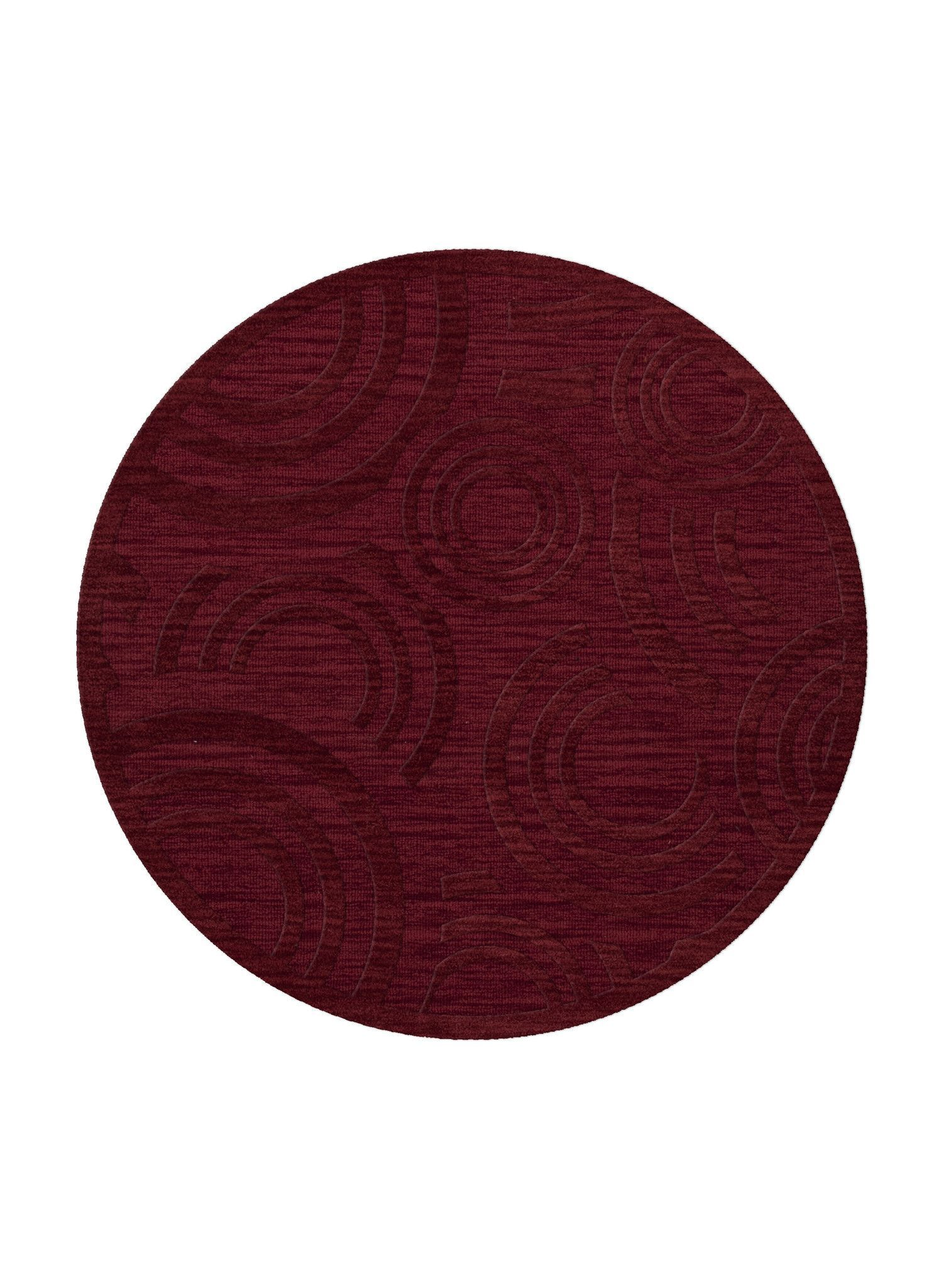 Dalyn Dover Rich Red Dv3 Area Rug