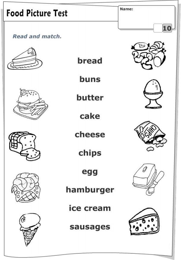 Fun English Worksheets Printable English worksheets for