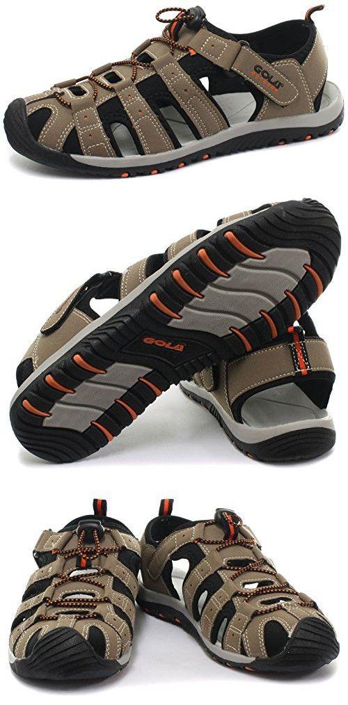 e4d8252ba47b4a Gola 2017 Shingle 3 Taupe Mens Outdoor / Trekking Sandals, Size 15 ...