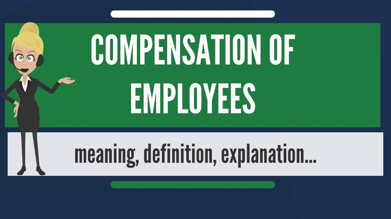 An individual's employee compensation abilities refer to
