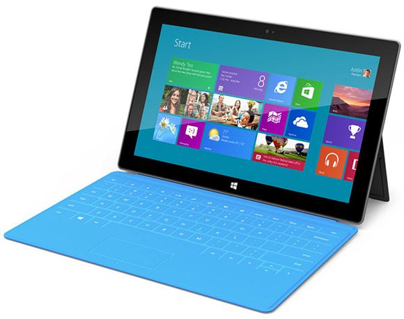 Microsoft Surface Tablets Finally Maybe A Decent Alternative To