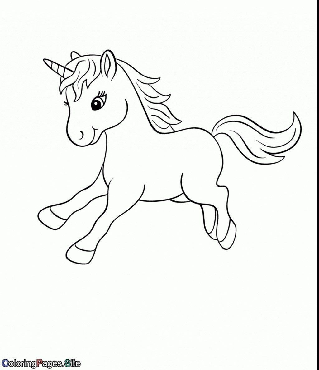 Unicorn Coloring Pages Printable Fresh Coloring Pages Printable Unicorn Coloring Pages Games With Unicorn Coloring Pages Baby Unicorn Cute Coloring Pages