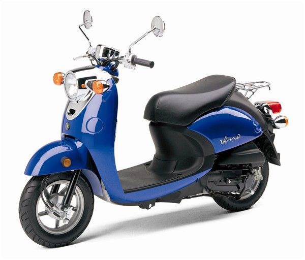 Yamaha Vino 50 Yamaha Blue With Images Yamaha Motor