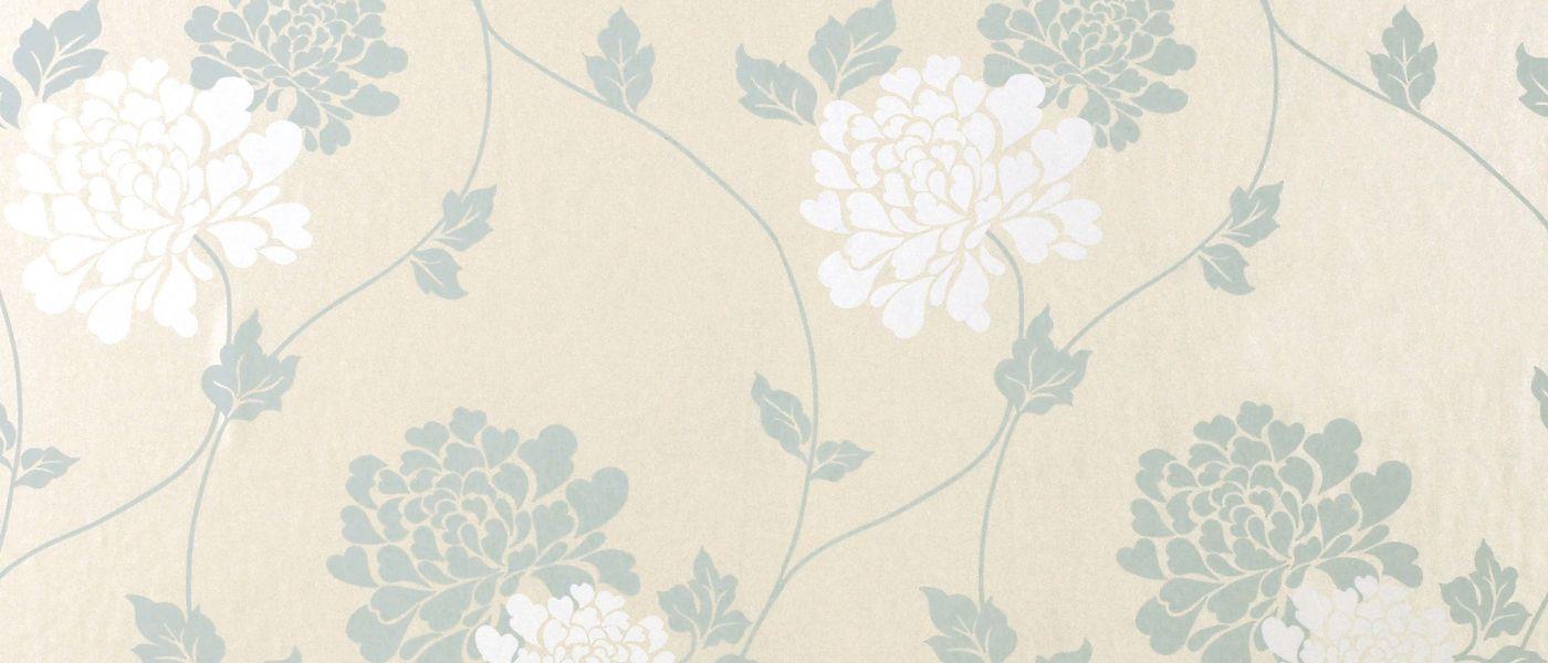 Laura Ashley Wallpaper Bedroom Isodore Duck Egg Floral Wallpaper At Laura Ashley I Think I Like