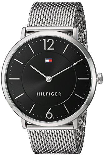 Tommy Hilfiger Mens Sophisticated Sport Quartz Stainless Steel Automatic Watch Colorsilvertoned Model 1710355 Want To Know Mens Watch Brands Watches For Men Stainless Steel Watch