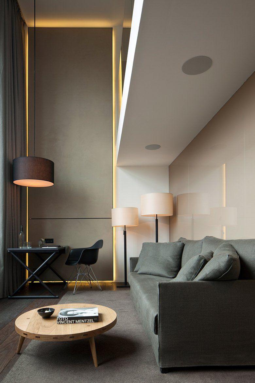 Hotel Room Designs: Conservatorium Hotel, Amsterdam, 2012