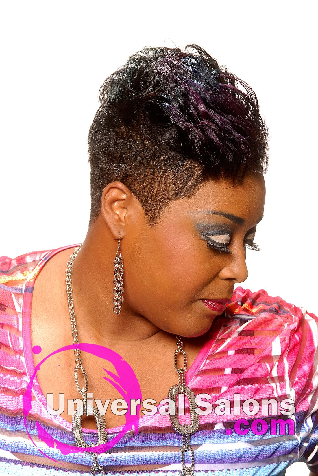 Keisha Diet Pinterest Short Mohawk Hairstyles - Hairstyles for short hair kenya