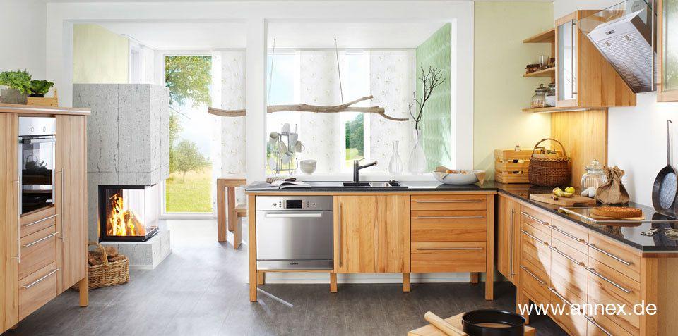 modulare annex kuchen 5 in 2020   Solid wood kitchens ...