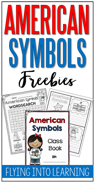 Enjoy These American Symbol Freebies With Your Primary Learners